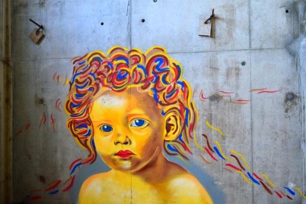 Yren-Achtung bébé!-L'Etang-Salé-Ile de la Réunion-©Onery