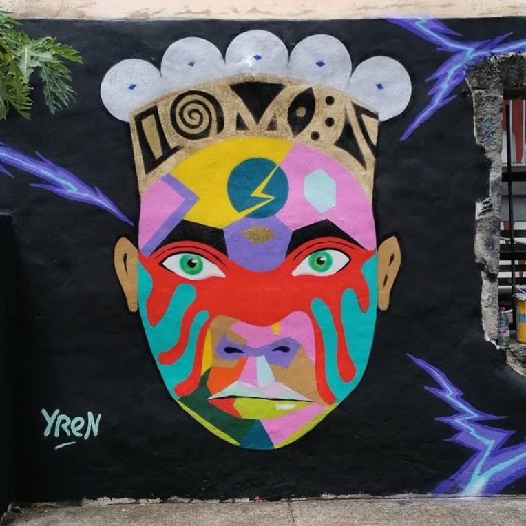 Yren_roi-marron_reunion-graffiti